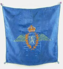 More details for raf - royal air force large embroidery cushion case - great for framing etc -