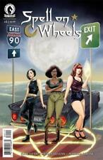 Spell on Wheels #1,2,3,4,5 Complete Set, NM 9.4, 1st Prints, 2016-17