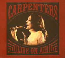 The Carpenters : Live in Japan 1972 CD Album Digipak (2019) ***NEW***