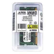 256MB SD Laptop Module 133 SDRam 133 Notebook 144 pin 144-pin SD 256M Memoy Ram