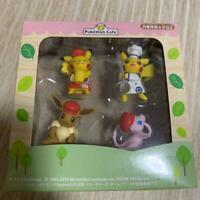 Pokémon Cafe Limited PUTITTO Pokemon Collection Pocket Monster
