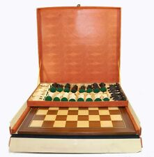 JEU D'ECHECS 1960    / chess set c. 1960