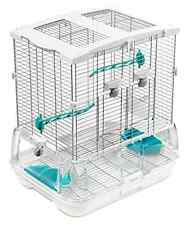 Hagen Bird Vision Cage 2 Small Medium Wire 20 Inches High Birdcage New W