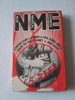 NME Cassette - 5 Reel - 1993 Carter USM , Curve, Jerkey Boys, One Dove etc
