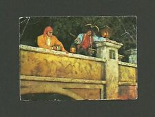 Pirates of the Caribbean Ride 1977 Disneyland Walt Disney Card from Spain