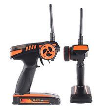 Hot Sale 2CH Radio Model RC Transmitter & Receiver Car Boat FS-GT2 2.4G Quality