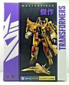 Sunstorm Transformers Masterpiece TRU MP-05 Spark Hunter Complete [SSMP2]