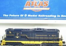 ✅ATLAS O TMCC CHESAPEAKE & OHIO GP-9 DIESEL ENGINE FITS LIONEL MTH K-LINE C&O