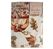 "ARLEE Autumn Pumpkin Oblong Tablecloth 60"" x 84"" (152 cm x 305 cm)"