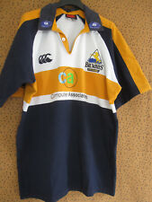 Maillot Rugby ACT Brumbies Australia Canterbury Jersey CA Vintage Shirt - L