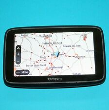 "TomTom VIA 53 5"" Sat Nav Lifetime Europe map updates Live Traffic via WI-FI / BT"