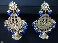 Indian Kundan Traditional Jewelry Ethnic Bollywood New Latest  j