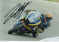 Louis Rossi mano firmado 7x5 Foto Tech 3 Moto 2 MotoGP 8.