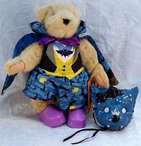 Muffy Vanderbear Countess Muffula Vampire Cat / Bear Trick or Treat