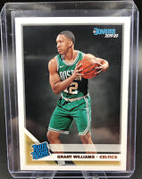 2019-20 Donruss Rated Rookie Grant Williams RC