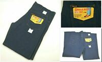 Vintage NOS 70's Saddle King by King Denim 100% Cotton Made in USA Blue Jeans