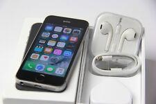Apple iPhone SE - 16GB-Spacegrau (Entsperrt) durchschnittlicher Zustand, Klasse C 973