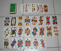TAROCCHI PIEMONTESI VIASSONE 78 Tarot + carte OTTIMO italian Italy scatola verde