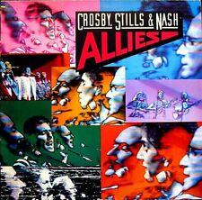 "CROSBY, STILLS & NASH ""ALLIES"" PREMIUM QUALITY USED LP (NM/EX)"