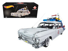 1959 Cadillac Ambulance Ecto-1 from Ghostbusters 1/18 by ELITE Hot Wheels