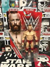 WWE Mattel:Sheamus series #72 wrestling figure New!!!