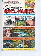 "REVUE BD ""NANO ET NANETTE no 425"" (1965) CALVO / MARIJAC / LERALLIC..."