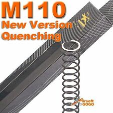 SS M110 New Version Quench AEG Spring for Airsoft Marui G&P G&G ICS Cybergun VFC
