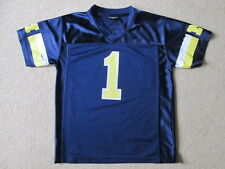 Michigan Wolverines NCAA Football Americano NFL Jersey-Gioventù Piccolo 7-8 anni