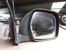 TOYOTA LANDCRUISER RIGHT DOOR MIRROR 100 SERIES, MANUAL, STANDARD TYPE, 01/98-10