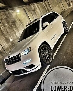 2016-2021 Jeep Grand Cherokee Lowering Kit for Quadralift