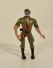 "1996 Safari Stryker Hadji 3.25"" Galoob Action Figure Johnny Jonny Quest"