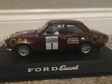 Scalextric Ford Escort MK1 RS 1600 Rally Car  Timo Makinen New Boxed