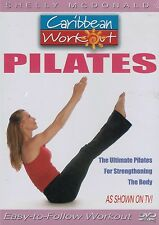 Caribbean Workout - Pilates (DVD, 2006, Brand New)