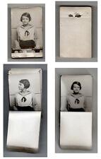 Photo Livre Flipbook Flip Book Photomaton Photobooth Portrait Face Profil Marin