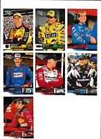 ^2005 Trackside GOLDEN PARALLEL #G33 Elliott Sadler BV$4.50! #013/100! RARE!