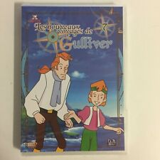 The New Travel Of Gulliver No. 7 24.9g 21 IN 23 DVD New Blister Pack c31