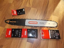 "18"" Oregon 183VXLGD025 bar + 3 Chain Combo .325 for Stihl 029 MS260, MS270 280"