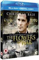 The Flowers of War Blu-Ray (2012) Christian Bale, Zhang (DIR) cert 15 ***NEW***