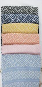 "Turkish Bath Towels beach towels,Throw,blanket towel Organic 100%Cotton 40x72"""