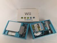 RVL-001 (USA) Nintendo Wii Sports Set Complete In Box Original Nice Clean EUC
