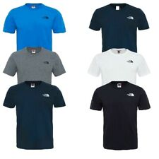 The North Face Mens T Shirt Dome Casual Gym Cotton TNF T-Shirt TShirt Crew Top