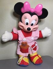 VINTAGE MINNIE MOUSE LEARN TO DRESS DISNEY