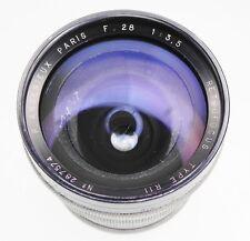 Angenieux 28mm f3.5 Exakta mount  #287574