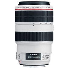 Canon EF 70-300 mm f/4-5.6 L IS USM Zoom Lens for EOS DSLR Made Japan