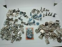 Lot of 175 Assorted Monopoly, Opoly & Scene It Game Replacement TOKENS