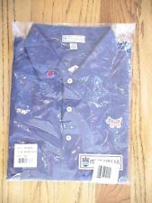 2011 USA US OPEN SCOTTY CAMERON PETER MILLAR BLUE XL POLO SHIRT RORY MCILORY PGA