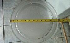 "Sharp New Genuine Microwave Oven GlassTurntable Plate Y04 12"" Diam Perfect OEM"