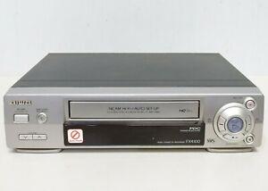Vintage Aiwa HV-FX4100 Stereo VCR / VHS Player Recorder - 232