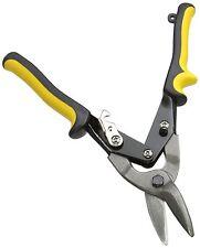 Aviation Sheet Shears Metal Tin Snips 240mm Lock & Slip Guards with Easy Grip