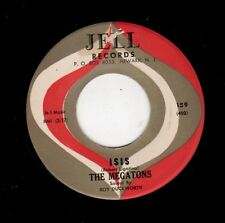 EXOTICA/POPCORN-MEGATONS-JELL 189-ISIS/SLOW STRIP